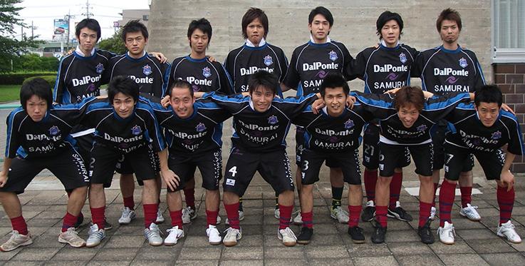 2007年チーム写真